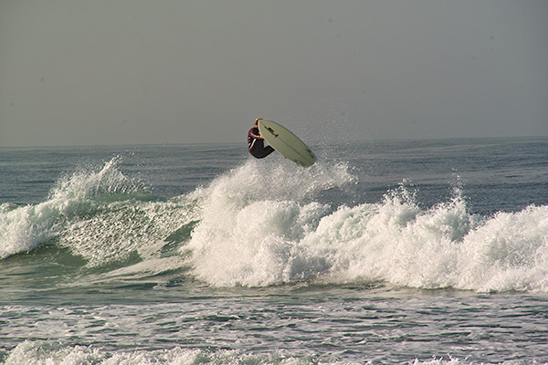 Timmy O'Rourke Bat Fish anderson surfboards
