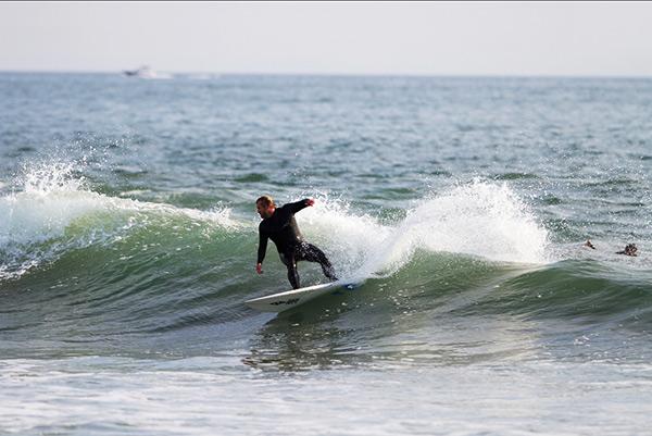 Timmy O'Rourke surf